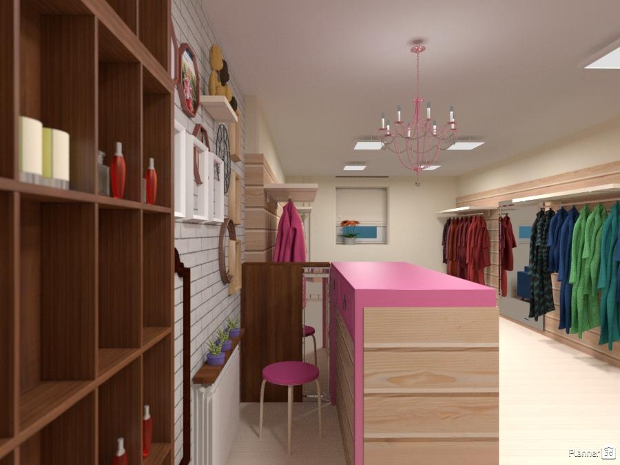 салон одежды 1428064 by Татьяна Максимова image