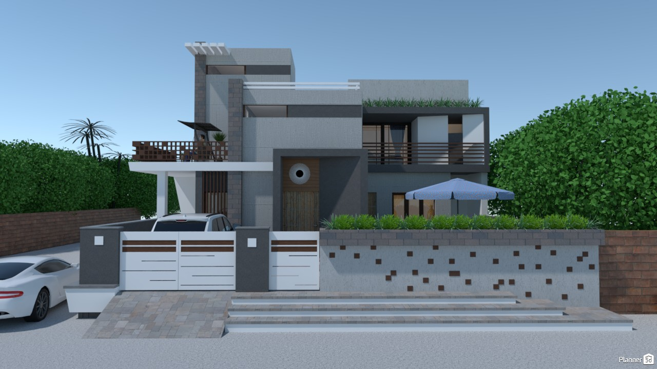 two story house 3338201 by Chandradeepsinh Jadeja image