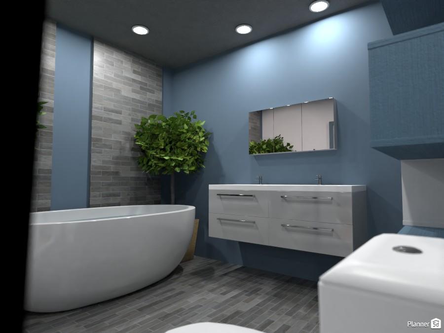 Teen Boy Bathroom Render 4 Free Online Design 3d House Ideas Doggy By Planner 5d