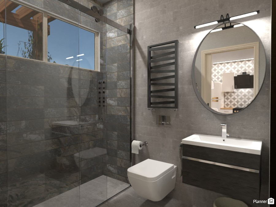 5X5 Mq: Bathroom 4343319 by Moonface image