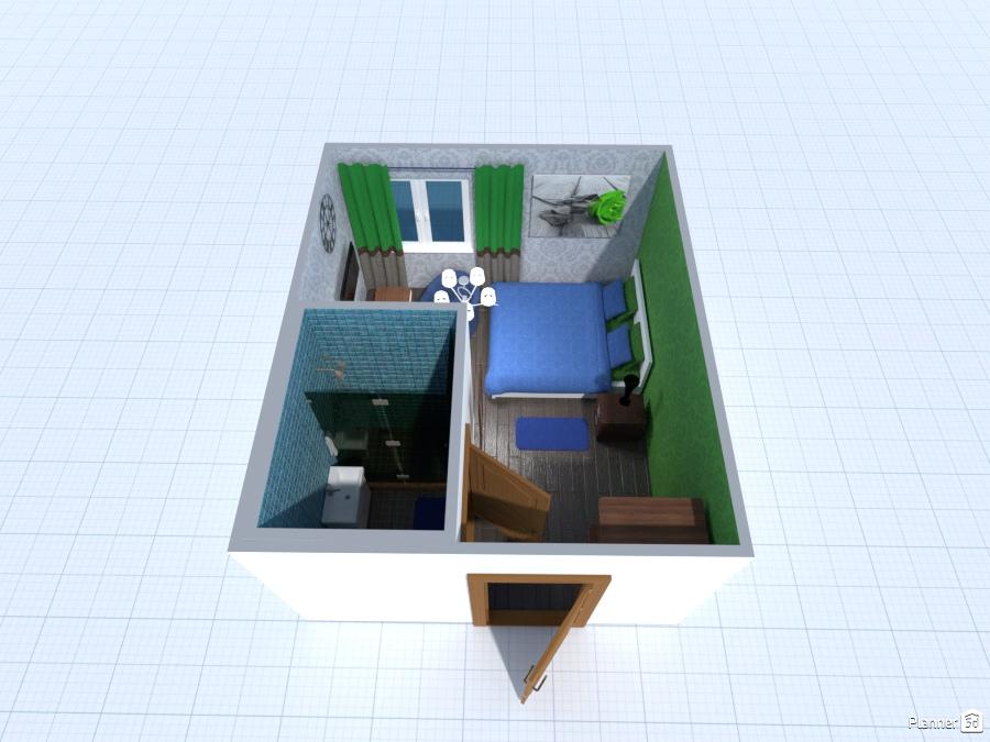 Hotel standart double room 72454 by Ksenia image