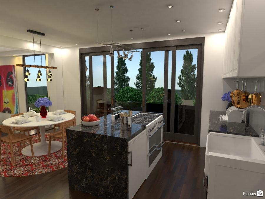URBAN HOUSE MARCH/19 - Ideas para apartamentos - Planner 5D