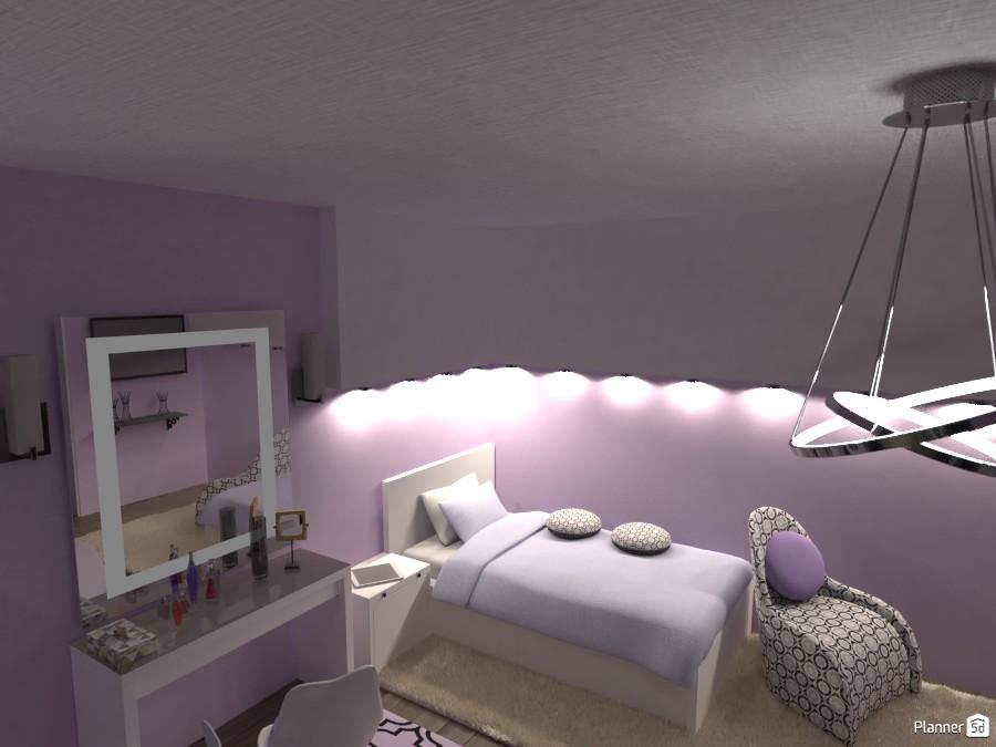 Teen bedroom 2965972 by Alena Arkhipenko image