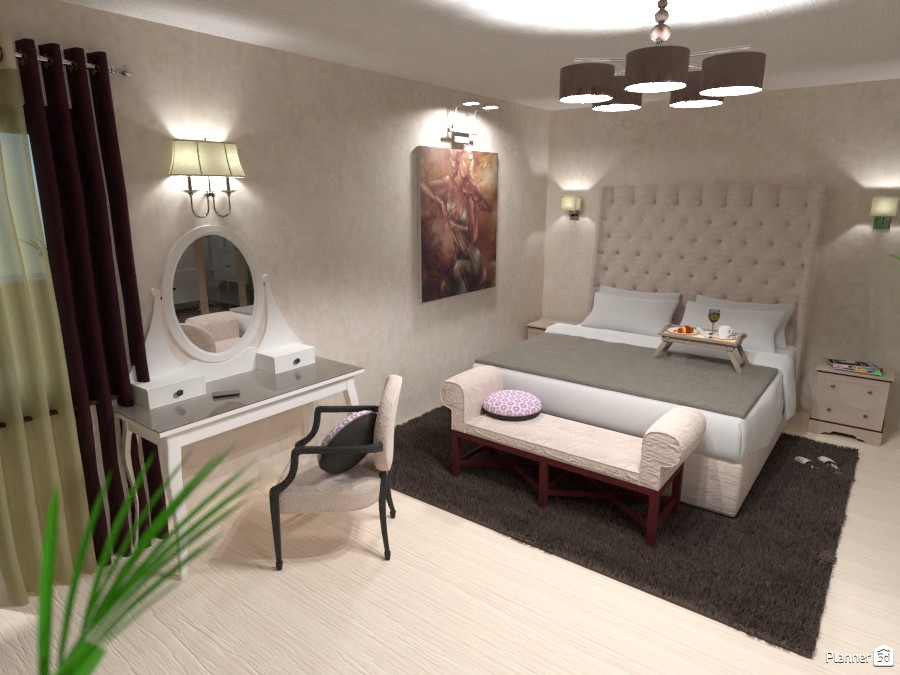 Bedroom 2962585 by Alena Arkhipenko image