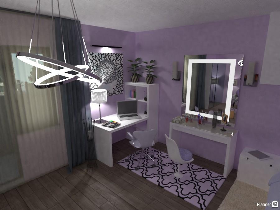 Teen bedroom 2966733 by Alena Arkhipenko image