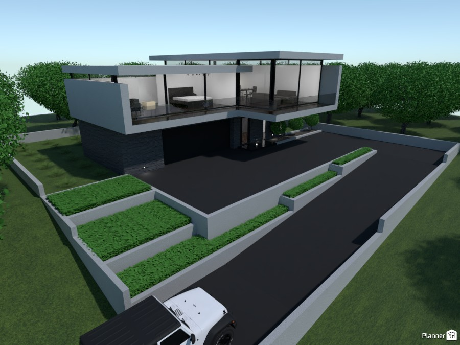 House on a hill 3065999 by 3mil Designs image
