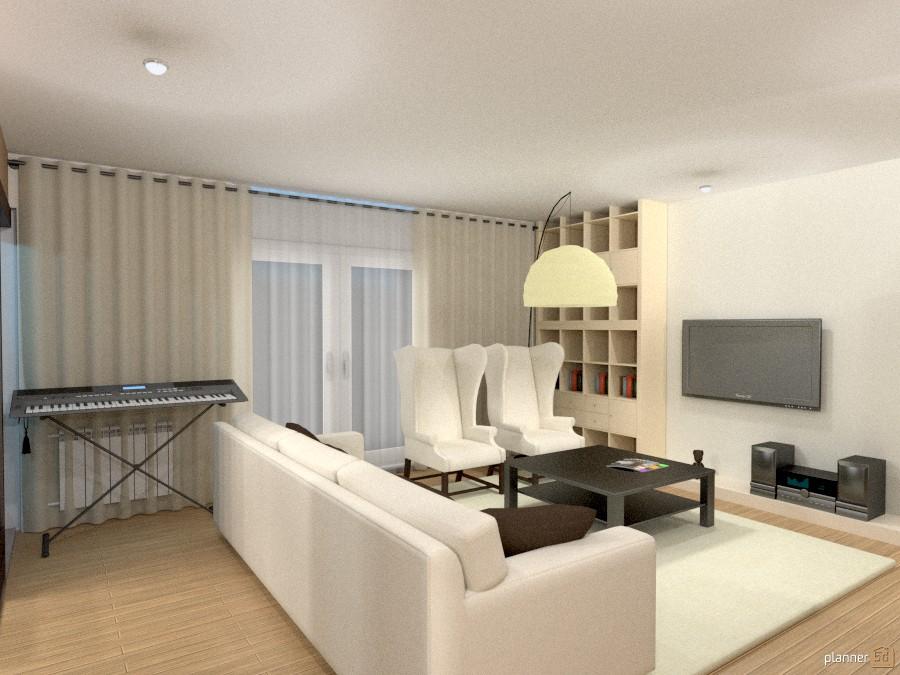Дизайн гостиной 758978 by Татьяна Максимова image