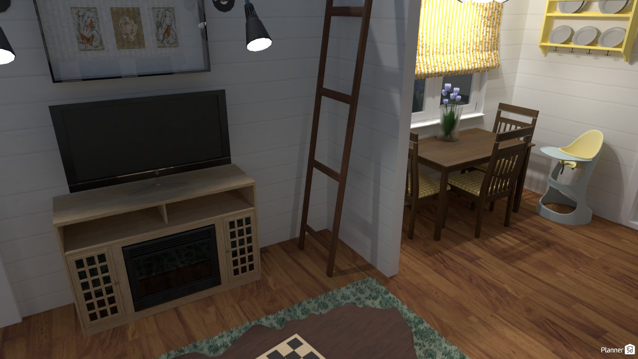 Tiny House Living Area 4144949 by Megan H image