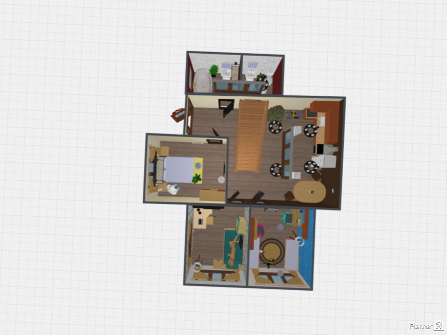 House for an interesting life 83508 by Valery Yarm image