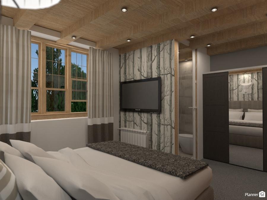 Mountain House 1 Ideas Para Apartamentos