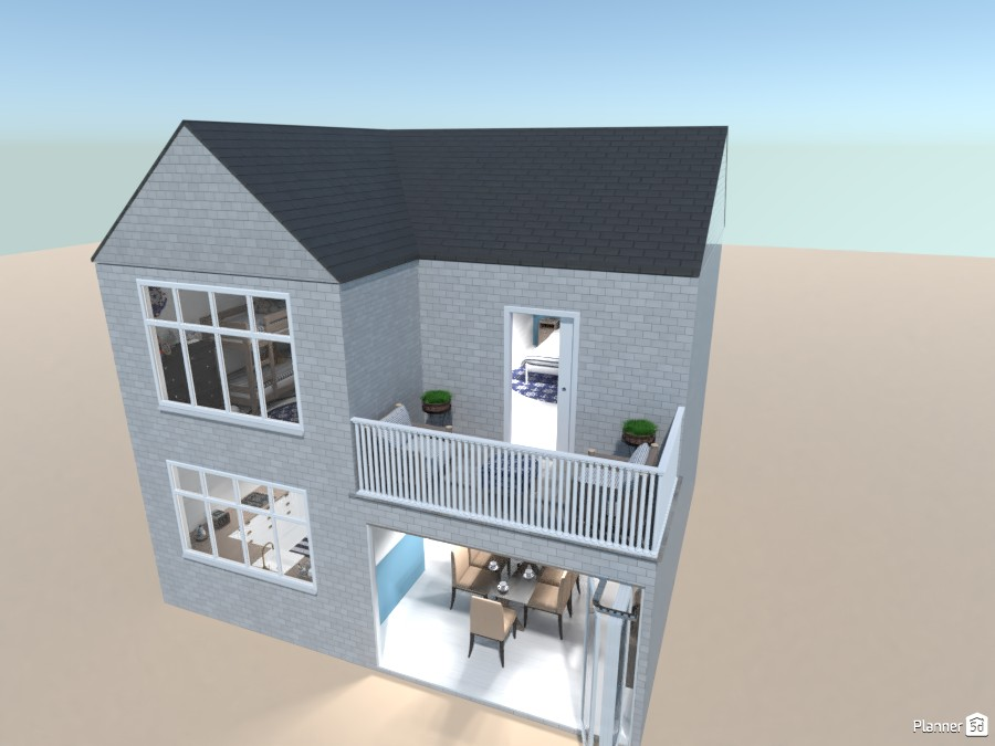 perfect beach house 82940 by Chani image