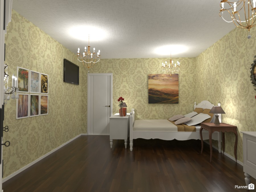 Ducky´s Classic bedroom Render #1 3469735 by Doggy (please vote) image