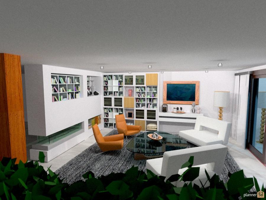 Appartamento vista mare: Living #2 1026075 by Micaela Maccaferri image