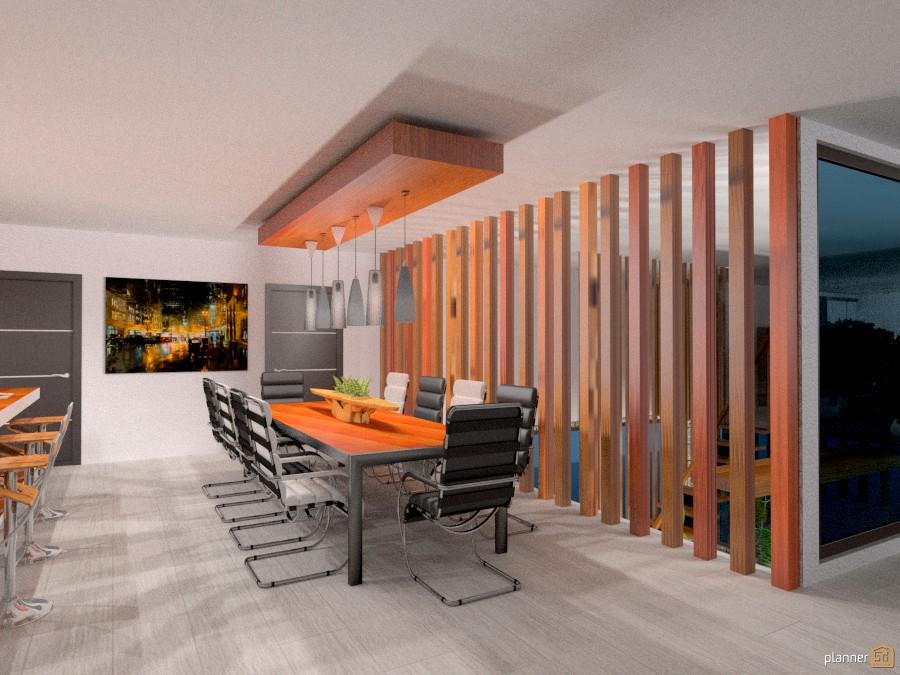 Appartamento vista mare: sala da pranzo 1026353 by Micaela Maccaferri image