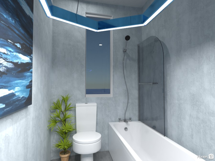 Bathroom in contest circle house 3743768 by Designer (doggy) image