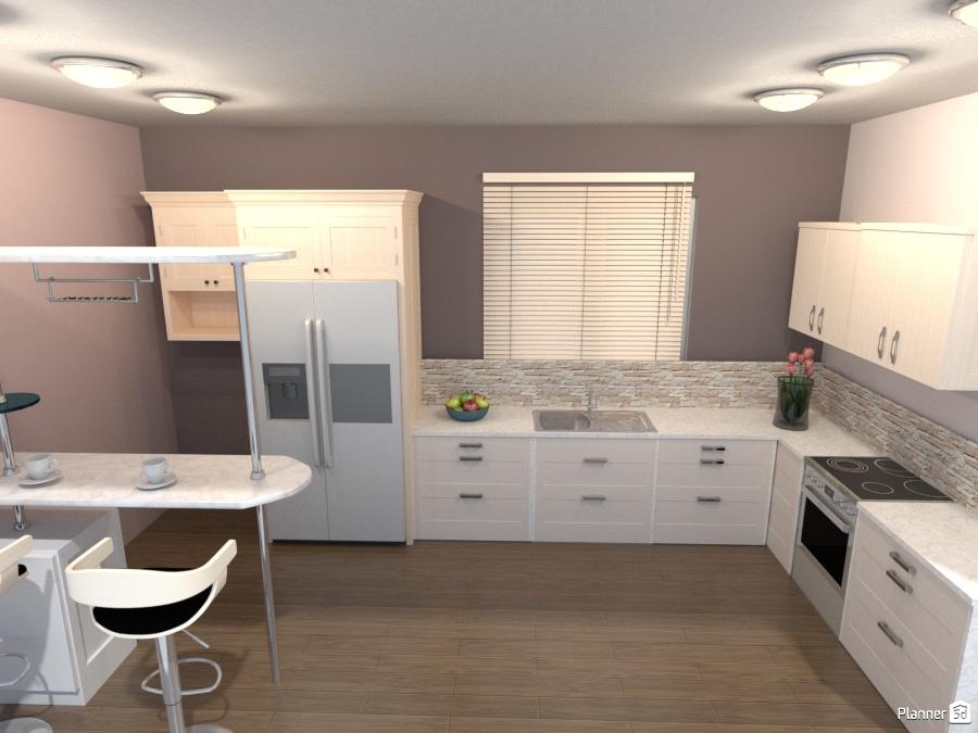 Kitchen design - Free Online Design   3D Kitchen Ideas by ...