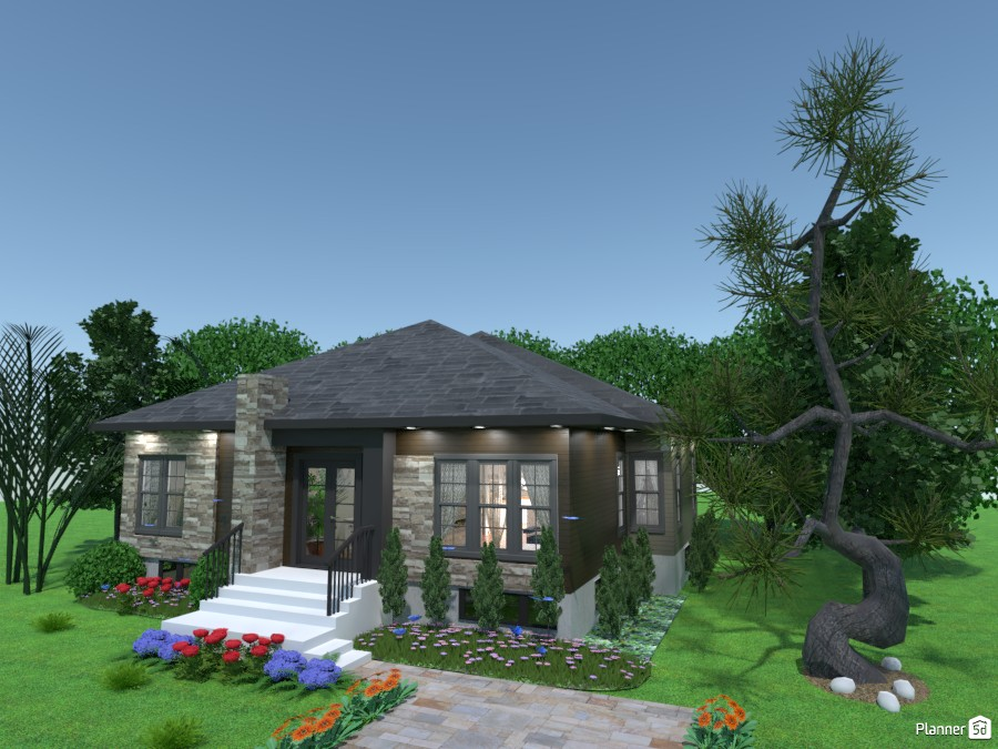 Casa moderna 3558918 by MariaCris image