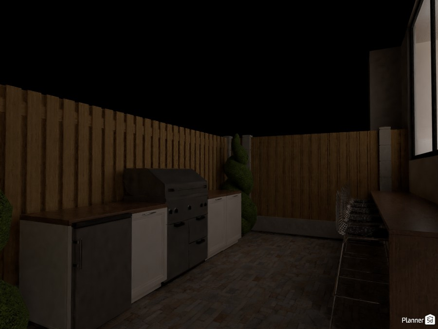 Out door kitchen 3754160 by Brielle image