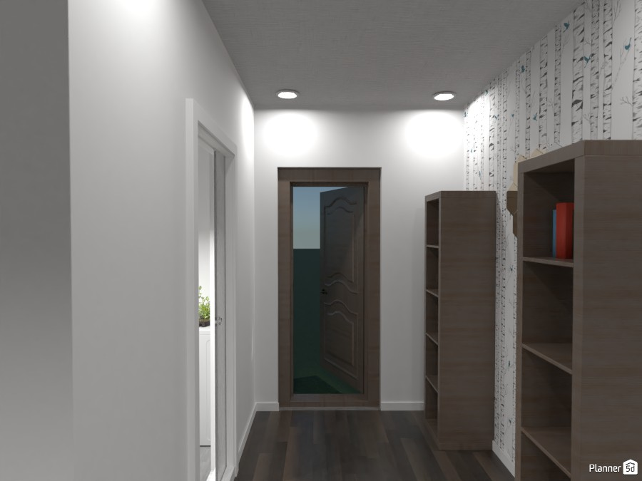 Old Town Studio office And Entry Hall 3621579 by Miracle Doggy image