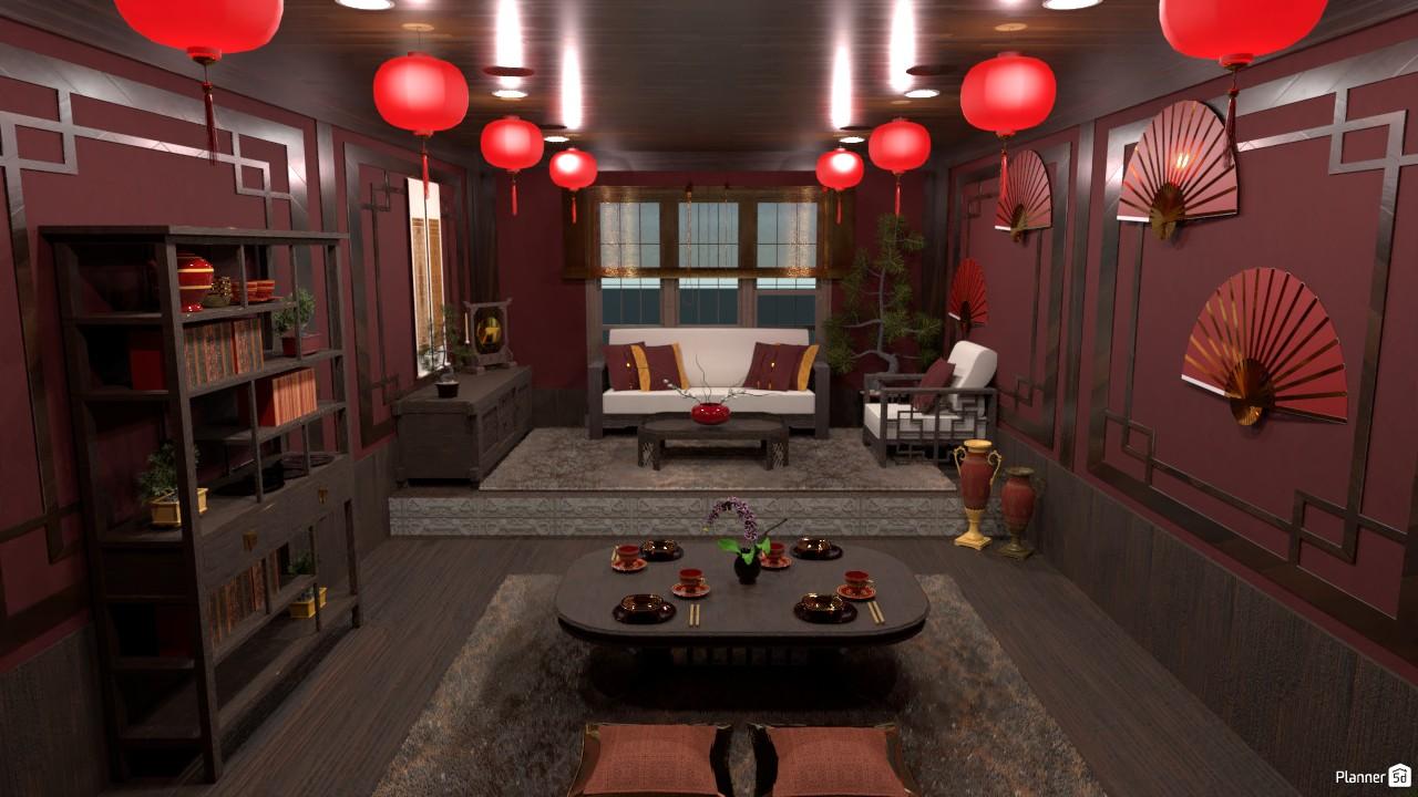 Estilo interior chino versión personal. 4007034 by Hall Pat image