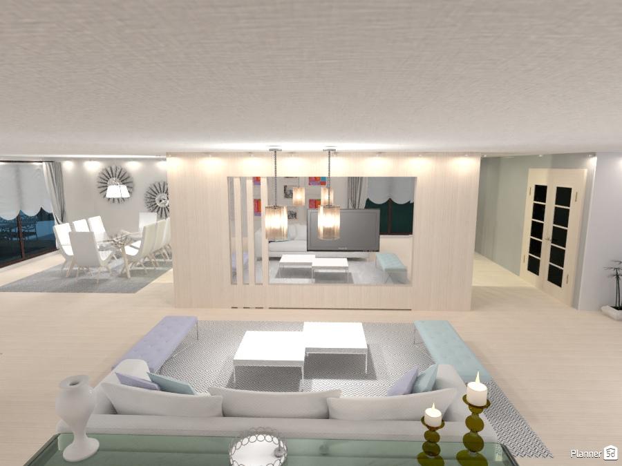 White Casa Ideas Para Apartamentos Planner 5d