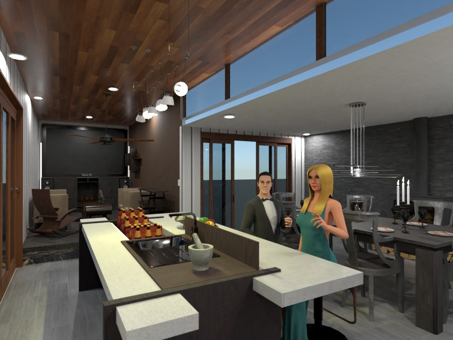 Container Home 3771810 by LIKE! Salvatore's Design page 304 image