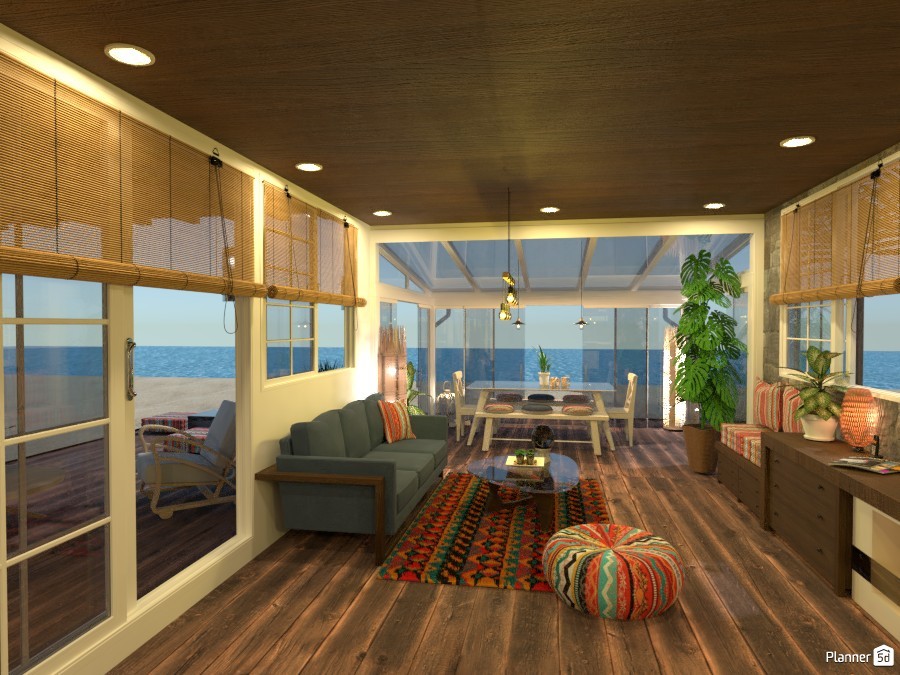 Beach House 2020 #2 3459897 by M SECK image