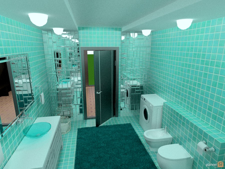 двухэтажный лофт 458246 by Inna image