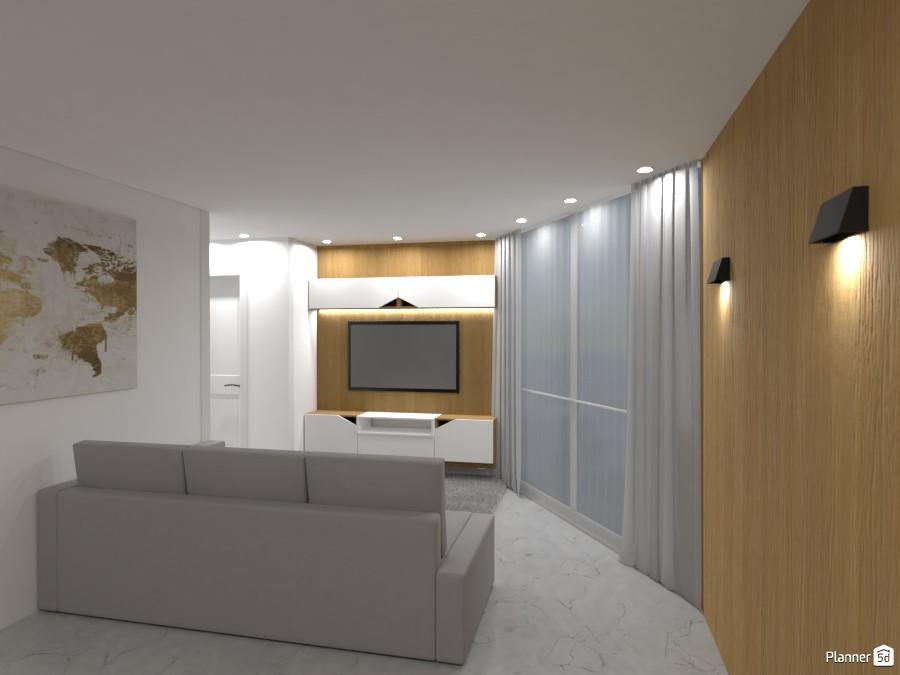 apartamento de 3 quartos e 2 banheiro 3616314 by Rayslla Andrade image