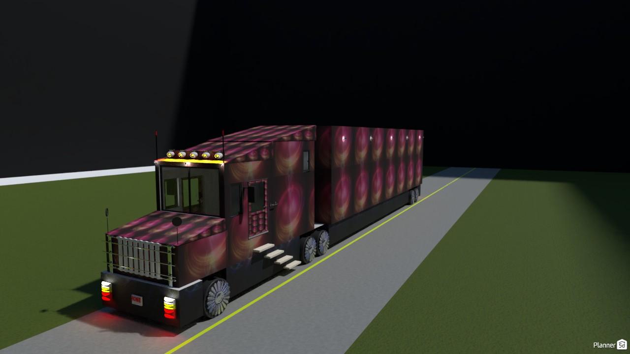 Tracto camión casa rodante 3021378 by Lucero Calamidades image