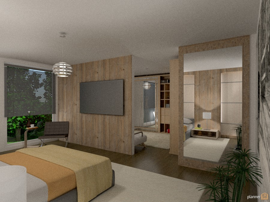 Planned Nº 03 House 58562 by Michelle Silva image