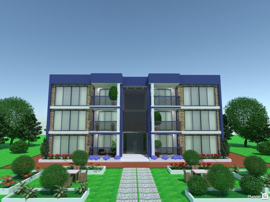Edificio Residencial 2494024 by MariaCris image