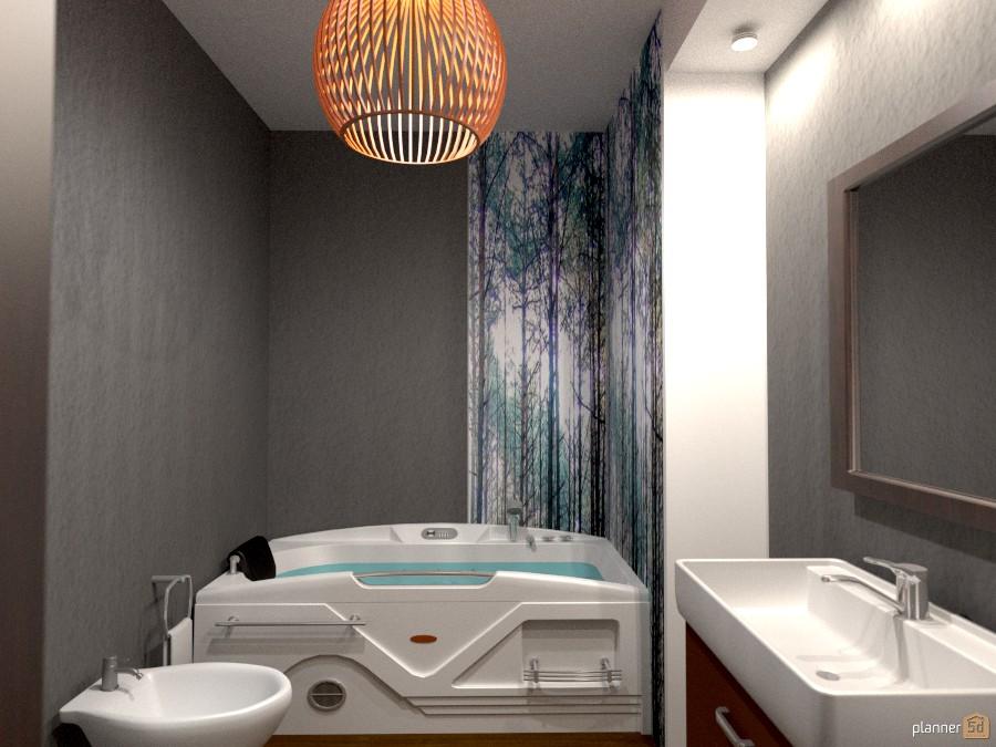 Ванная комната 1119833 by Татьяна Максимова image