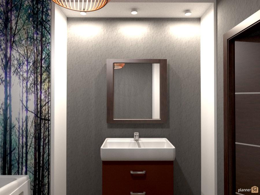 Ванная комната 1119837 by Татьяна Максимова image