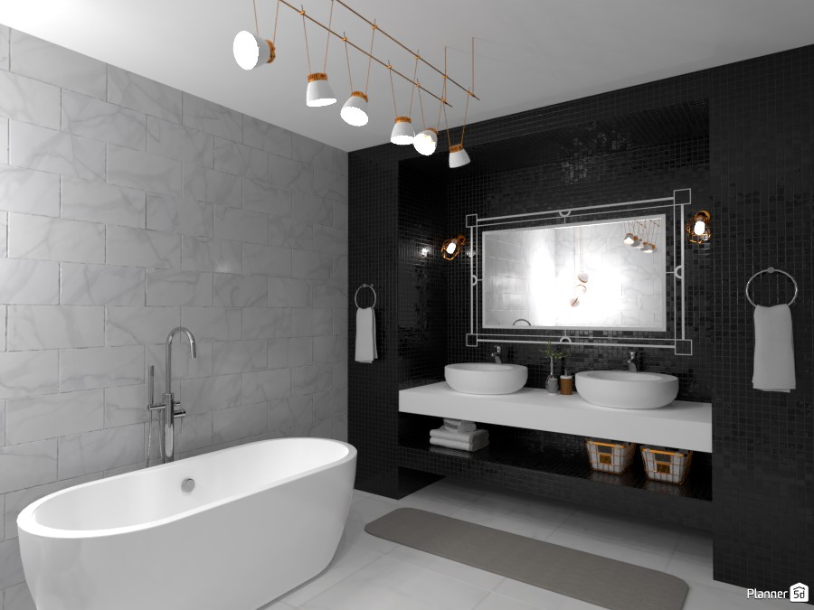 luxurious spacious bathroom 3998746 by Chani image