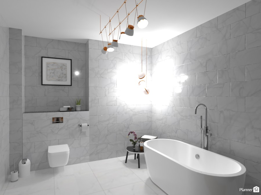 luxurious spacious bathroom 3998751 by Chani image