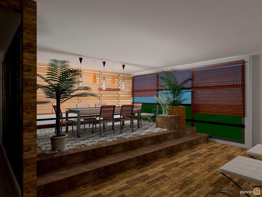 Dining Room 904554 by Micaela Maccaferri image