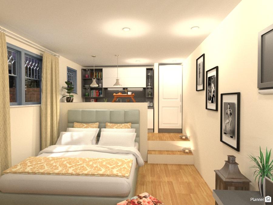 Idee Per La Camera Da Letto Fai Da Te : Kitchen bedroom living room apartment ideas planner d