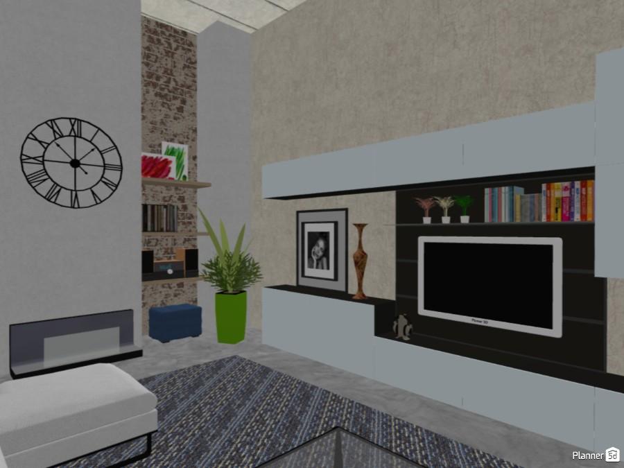 Living room floorplans planner 5d for Room design 5d