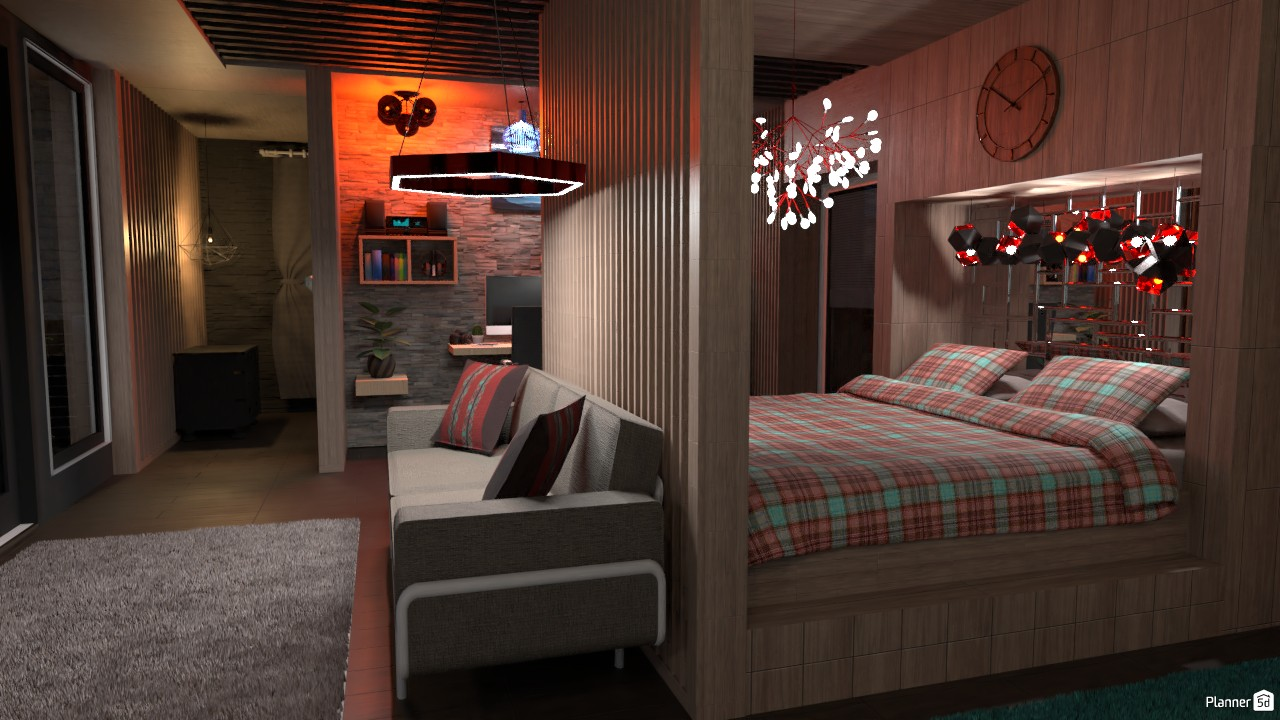 Newman House Bedroom 1C 4135155 by Newmanix image