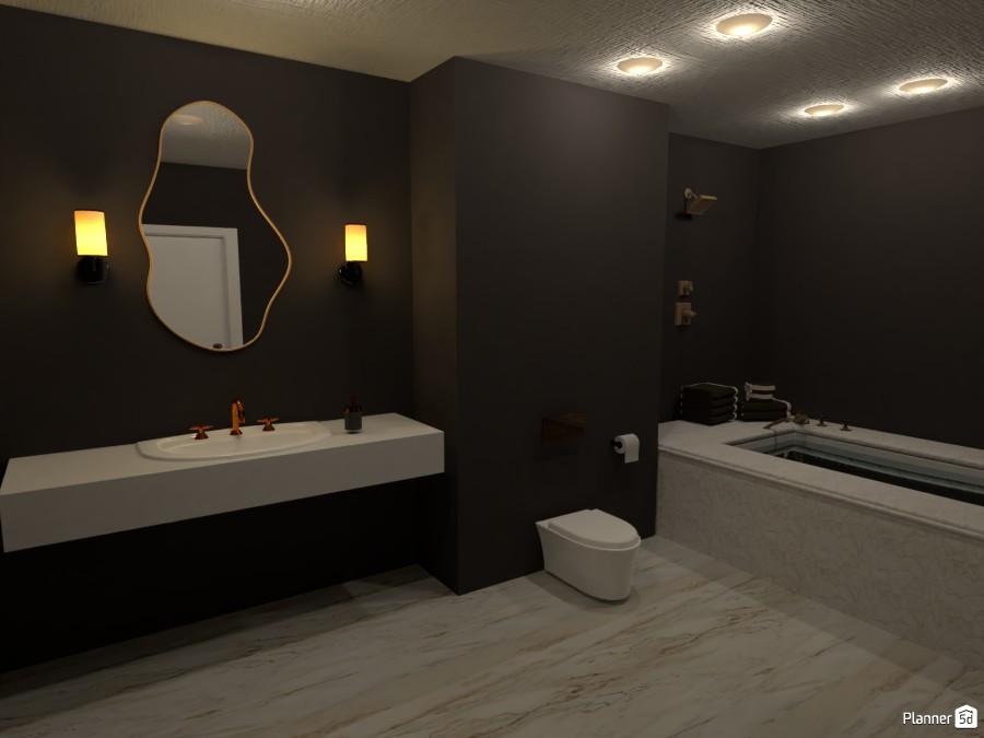 bathroom 4266856 by yusuf image
