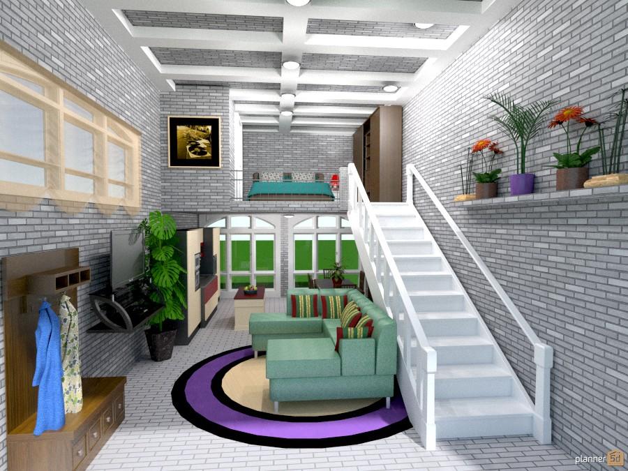 loft and flower shelf 855801 by Joy Suiter image