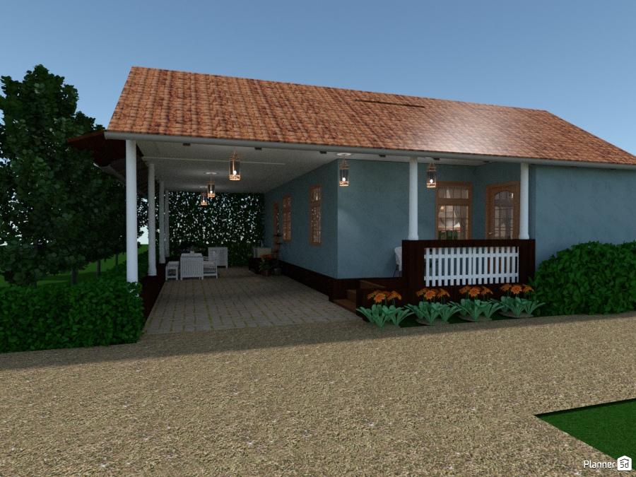 Casa De Campo Elegante Ideas Para Casas