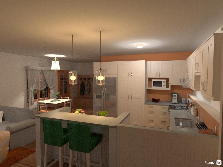 Casa de campo tradicional idee per case indipendenti planner d