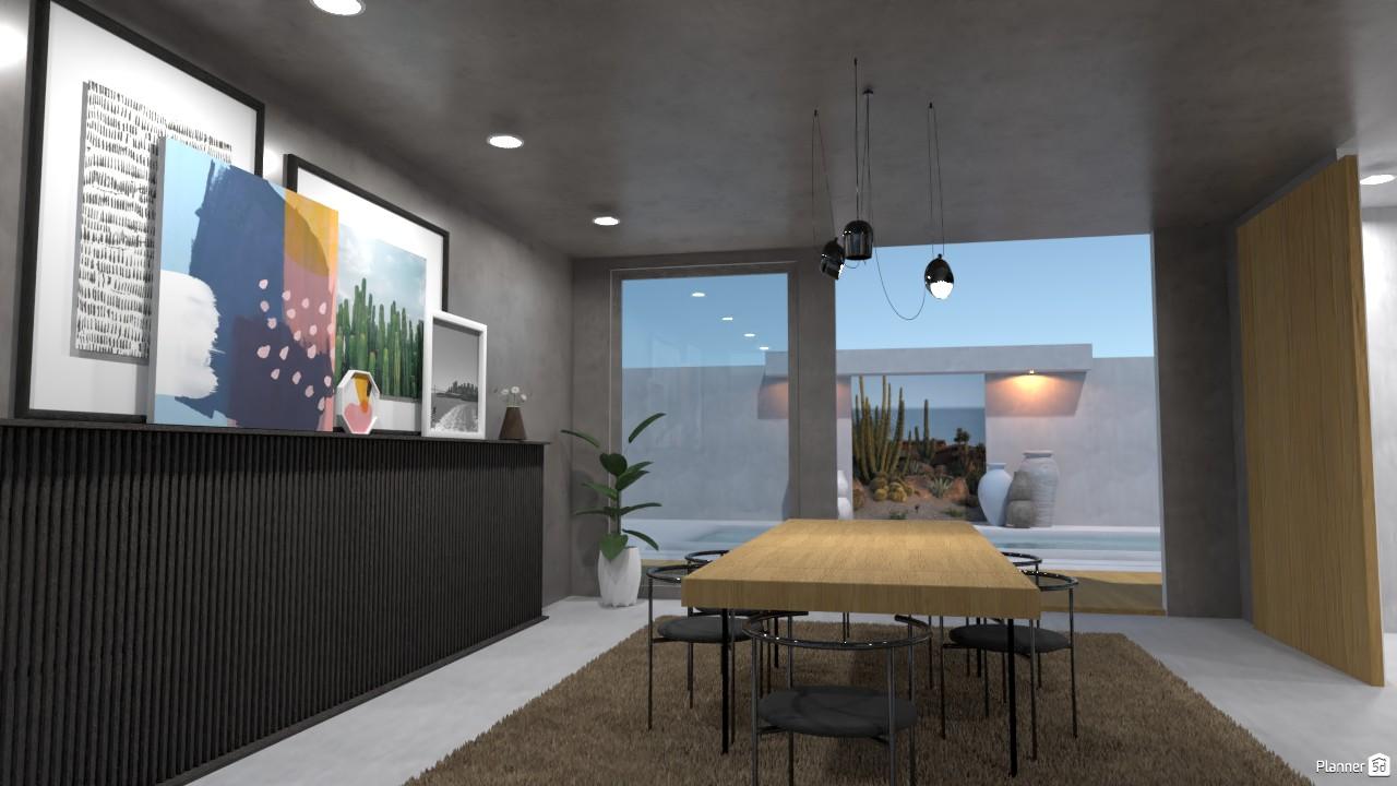 Joshua Tree terrain house 3685653 by Ana G image
