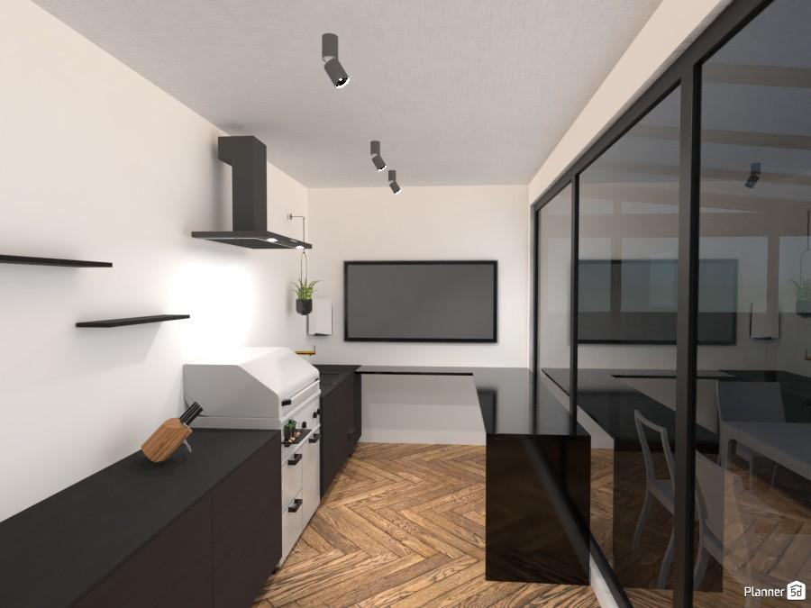 Island Loft Outdoor Kitchen 4036130 by Islandloft modern living image