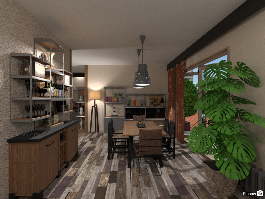 Industrial Point Living Two 2257610 by Fede Lars image
