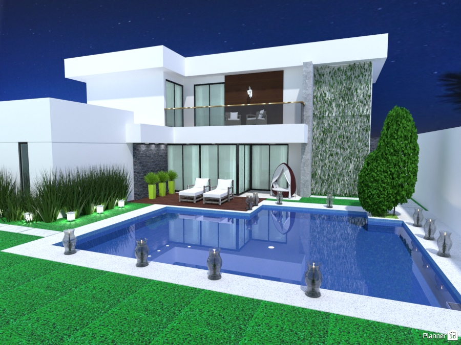 Family house wlth pool 2230044 by MariaCris image