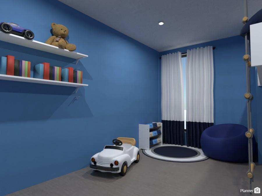 boys bedroom render 2 4040596 by Owen image