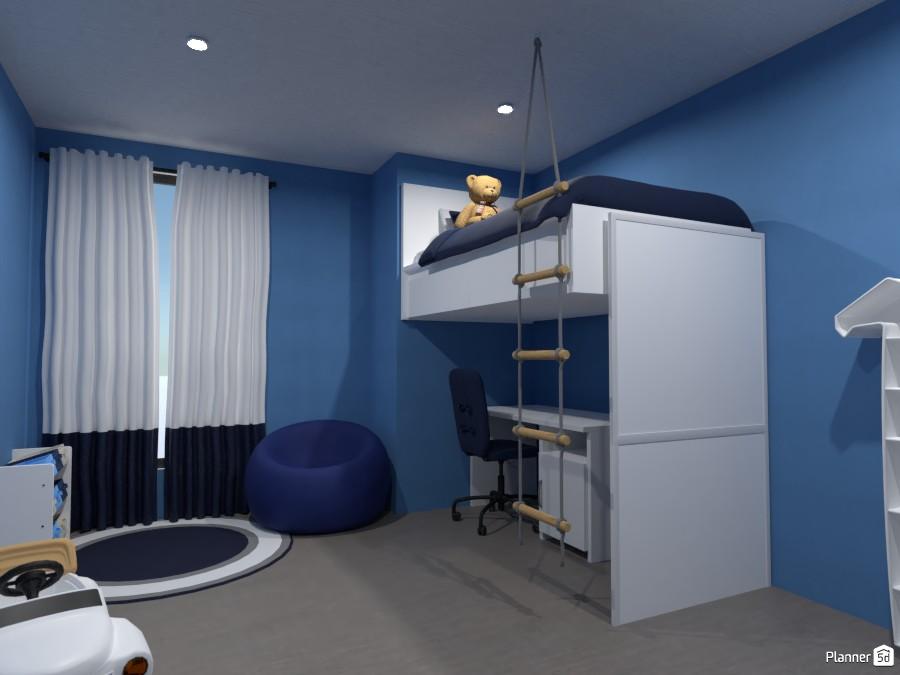 Boy bedroom render 1 4040599 by Owen image